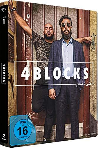 4 Blocks - Die komplette erste Staffel im Steelbook [2 DVDs]