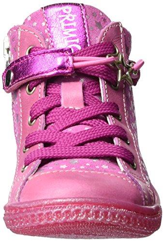 Primigi Pst 7173, Sneakers basses fille Rose (Fuxia/malva)
