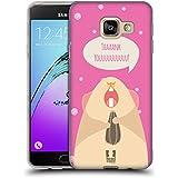 Head Case Designs Hamster Animaux Chéris Étui Coque en Gel molle pour Samsung Galaxy A3 (2016)