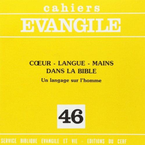 Coeur, langue et mains dans la bible (p. mourion),  no 46