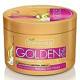 Bielenda Golden Oils Nourishing Body Scrub 200ml Argan Oil, Abyssinian Oil, Perilla Oil