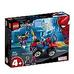 LEGO-Super-Heroes-Inseguimento-in-Auto-di-Spider-Man-76133