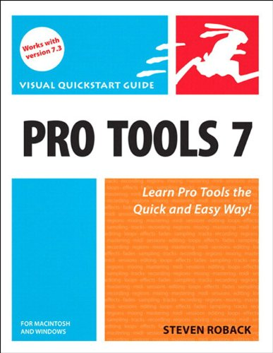 Pro Tools 7 for Macintosh and Windows: Visual QuickStart Guide (English Edition) Vibrations-multimedia