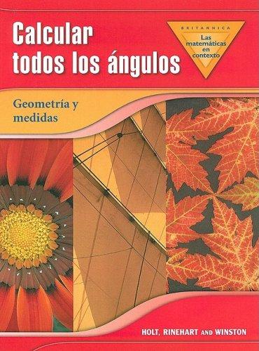 SPA-CALCULAR TODOS LOS ANGULOS (Brittanica Las Matematicas En Contexto)