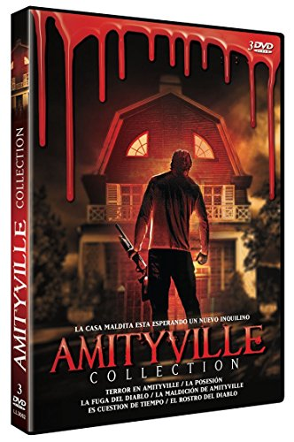 Amityville Colection (3 DVD)
