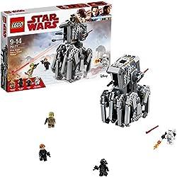 LEGO Star Wars - First Order Heavy Scout Walker - 75177 - Jeu de Construction