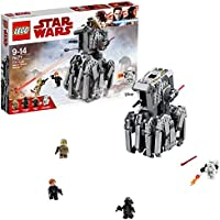 LEGO Star Wars The Last Jedi 75177 First Order Heavy Scout Walker Toy