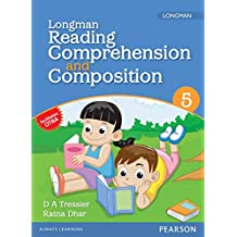 Develop Reading and Writing Skills, Longman Reading Comprehension and Composition Book, For 10 - 11 Years (Class 5), By Pearson