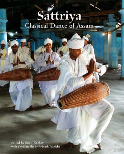 Sattriya: Classical Dance of Assam
