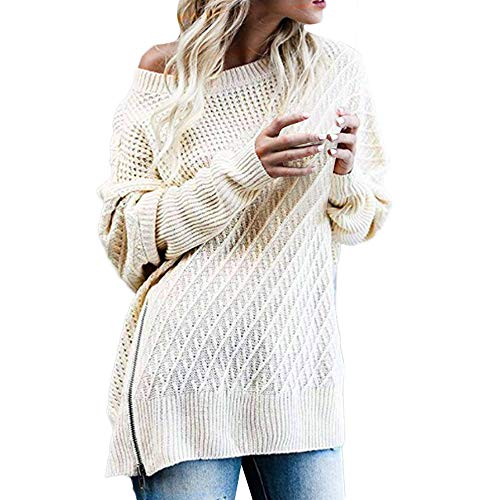 Innerternet Women Long Sleeve Pullover Loose Sweater Jumper Running Sports Fitness Leggings Tops Knitwear Party Vintage Dress Bohemia Blous Tops Shirt