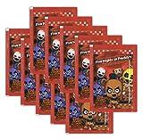 Just Toys - Five Nights at Freddy's - Sammelsticker - 10 Booster Tüten 60 Sticker