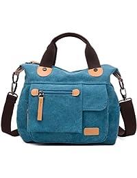 Wewod bolsa de mensajero mujer/bolso bandolera deporte/bolso al hombro para hombre/bolso de viaje de mano de Multifuncional 28 x 26 x 16 cm (L*H*W)