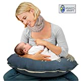 #8: Kradyl Kroft 5in1 Baby Feeding Pillow with Detachable Cover (Tree of Life)