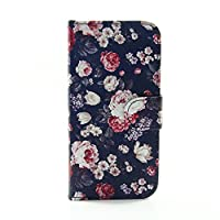 JGNTJLS iPhone 6/6S Leather Case[Free Tempered Glass Screen Protector] Stylish,Colorful Pattern Design,Flip PU Leather Wallet Card Slot Stand Case Cover For Apple iPhone 6/6S 4.7