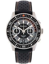 Gigandet Speed Timer Montre Homme Chronographe Analogique Quartz Gris Noir G7-004