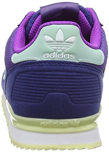 adidas - Zx 700 J, Scarpe sportive Bambino Viola (Unity Purple /ice Green /ftwr White)