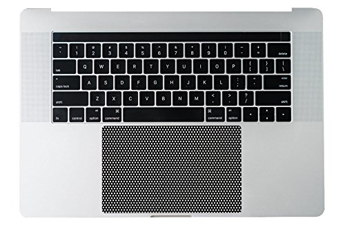 ltpguard Black net macbook air and macbook pro Trackpad Touchpad Cover Skin Protector Sticker