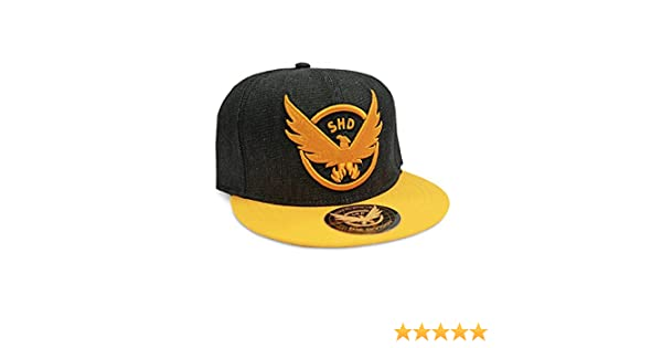0a1f7c0df4a Tom Clancy's The Division - SHD Eagle Snapback Cap: Amazon.co.uk: Toys &  Games