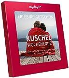 Hotel-Gutschein | mydays | KUSCHELWOCHENENDE | 1 Übernachtung mit Halbpension, 2 Personen, 200 Hotels | Geschenkidee