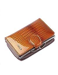86460e63d4374 Suchergebnis auf Amazon.de für  Damen Geldbörse Lackleder  Koffer ...