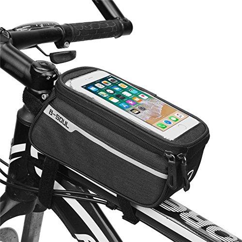 Mountain Bike Bicycle Front Bag Saddle Seat