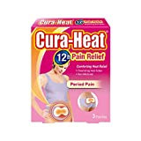 Helps to get 12 hours relief     Non-medicinal & ready to use heat packs     Air-activated heat pack for targeted period pain relief     Kobayashi Healthcare Europe Ltd manufactures this heat pack      Description: Cura-Heat Period Pain H...