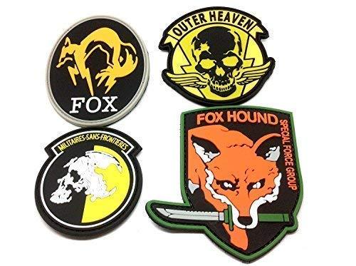 Aufnäher Certified Zombie Hunter PVC Airsoft Klettabzeichen