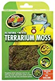 Zoo Med CF2-ME Terrarium Moss, M, natürliches Moos für Terrarien