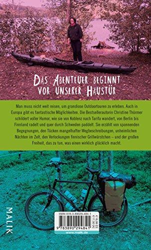 Wandern. Radeln. Paddeln.: 12000 Kilometer Abenteuer in Europa: Alle Infos bei Amazon