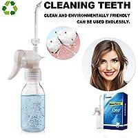 Flosser de agua Irrigator oral impermeable Flosser dental del agua para los dientes, dental, apoyos de los niños con la caja de regalo