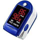 Befaith C101J0 Digital SpO2 Fingertip Pulse Oximeter Oxygen Finger Monitor Blood Oxygen Sensor Saturation Level Meter