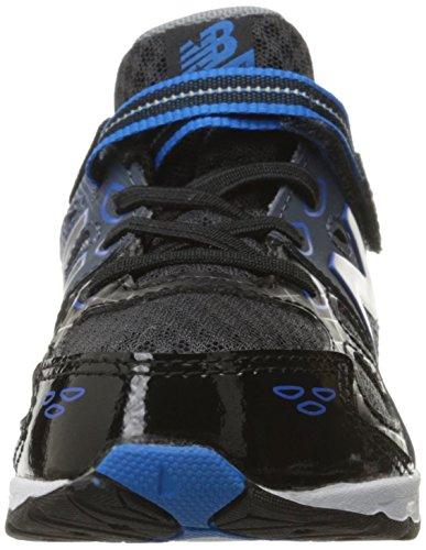 New Balance KA680 Infant Running Shoe (Infant/Toddler) Black/Grey