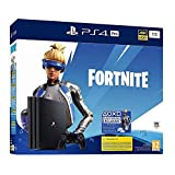 PS4: PlayStation 4 Pro (1TB, black): Fortnite Neo Versa Bundle