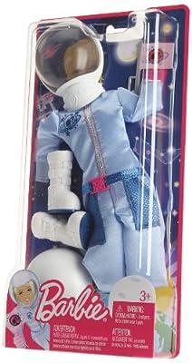 Mattel W3756 - Accesorios para Barbie astronauta de Mattel