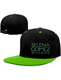 Selena Gomez & The Scene Selena Gomez Joey Clement Ethan Roberts Fitted Hats