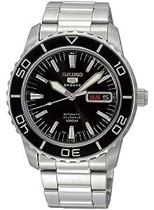 Seiko Men's 5 Automatic Watch SNZH55K1