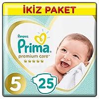 Prima Bebek Bezi Premium Care, 5 Beden, 26 Adet, Junior Ekonomi Paketi