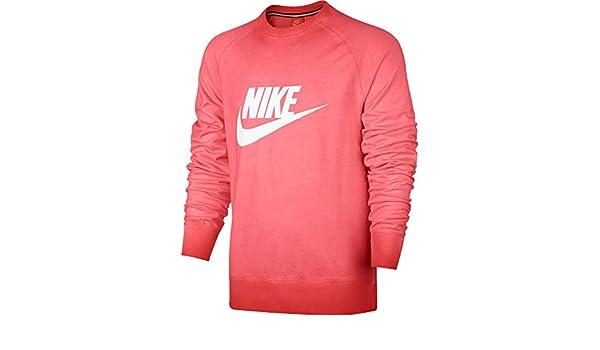 Men Nike AW77 Crew Neck Swoosh Logo