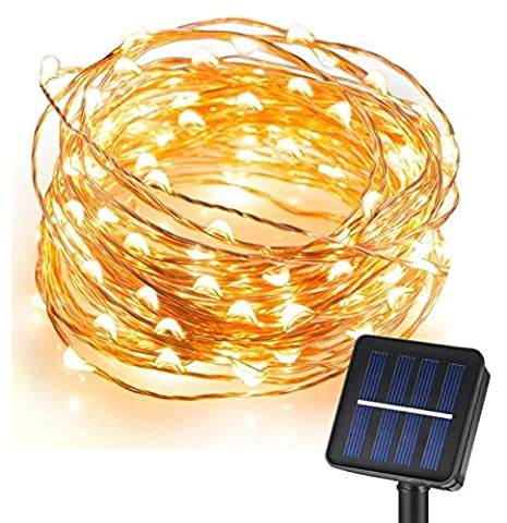 CMYK® Guirlande Lumineuse10M/33FT 120 led Ampoule ronde Veilleuse decore avec
