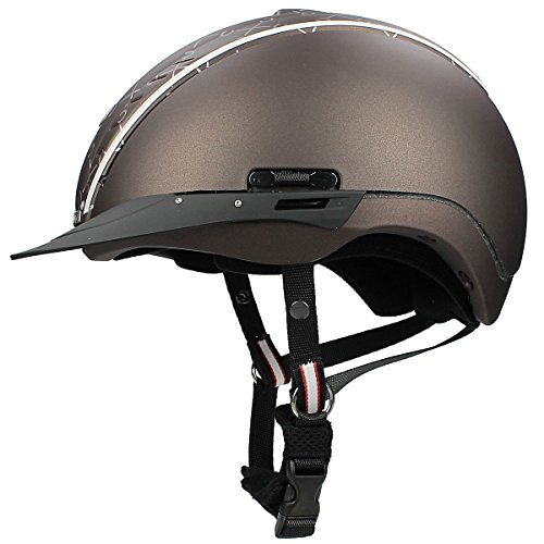 CASCO CHOICE 2 Kinderhelm braun 50-54cm