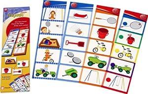 Oberschwäbische Magnetspiele 68201 - Juego de Tarjetas magnéticas Juegos Importado de Alemania