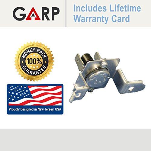 Garp garp-6931el3003C Trockner Hohe Limit Thermostat für LG Marke, ap4457603, ps3530484, 6931el3003C