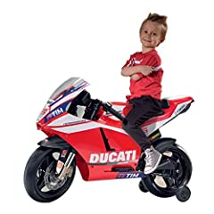 Idea Regalo - Peg Perego Moto Ducati GP 2014