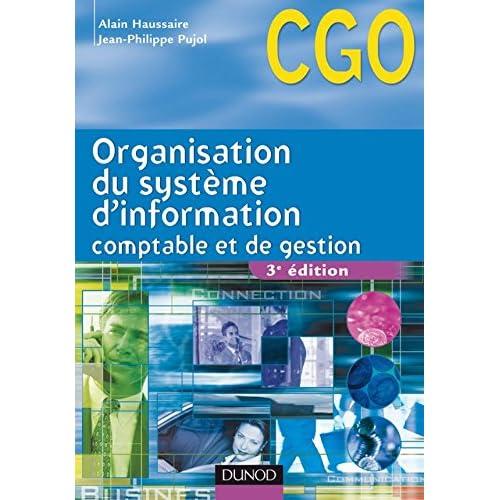 Organisation du système d'information comptable et de gestion - 3ème édition - Manuel