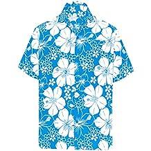 brand new 478aa 74956 camicia hawaiana uomo - Amazon.it