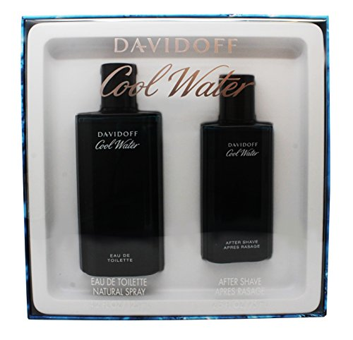 Davidoff Cool Water Geschenkset 125ml EDT + 75ml Aftershave Lotion