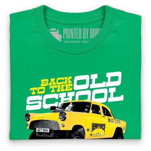 Highrise T-Shirt, Herren Keltisch-Grn