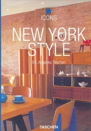New York style. Ediz. italiana, spagnola e portoghese (Icons) por Christiane Reiter