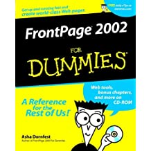 FrontPage® 2002 For Dummies®