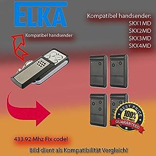 2 X ELKA - SKX1LC, SKX2LC, SKX3LC, SKX4LC Kompatibel Handsender ersatz, klone